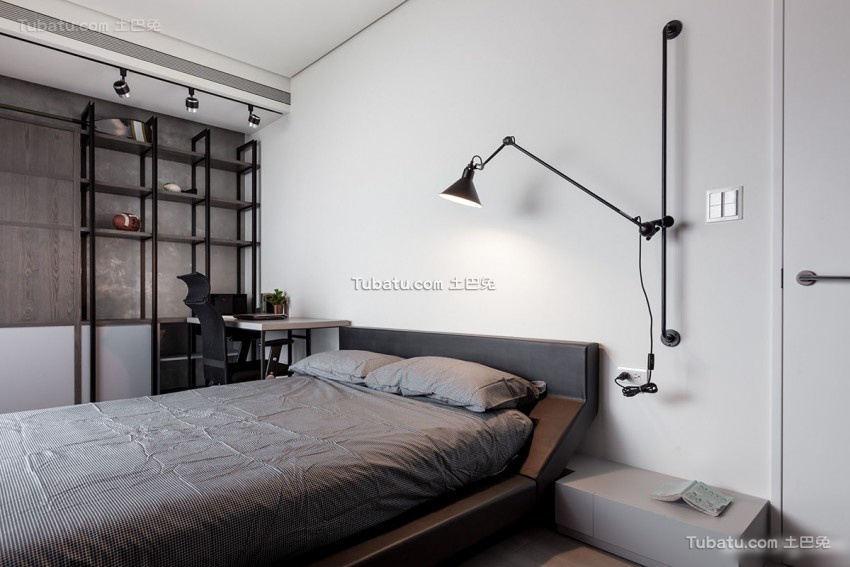 日式家装设计小卧室效果图