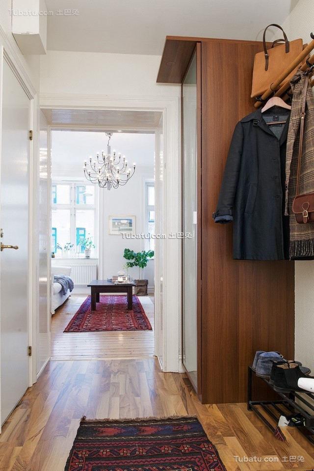 住宅走廊地板地毯图片