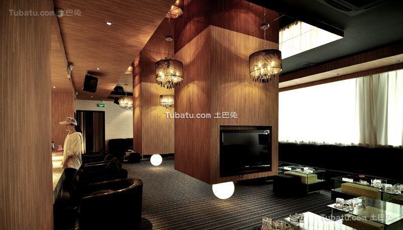 酒吧装修设计图片欣赏