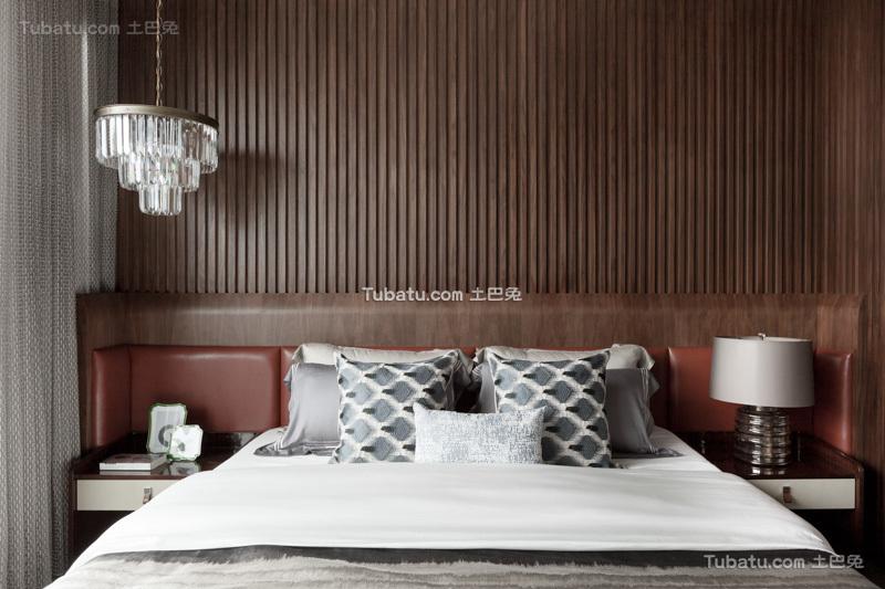 现代日式卧室床头灯具图片