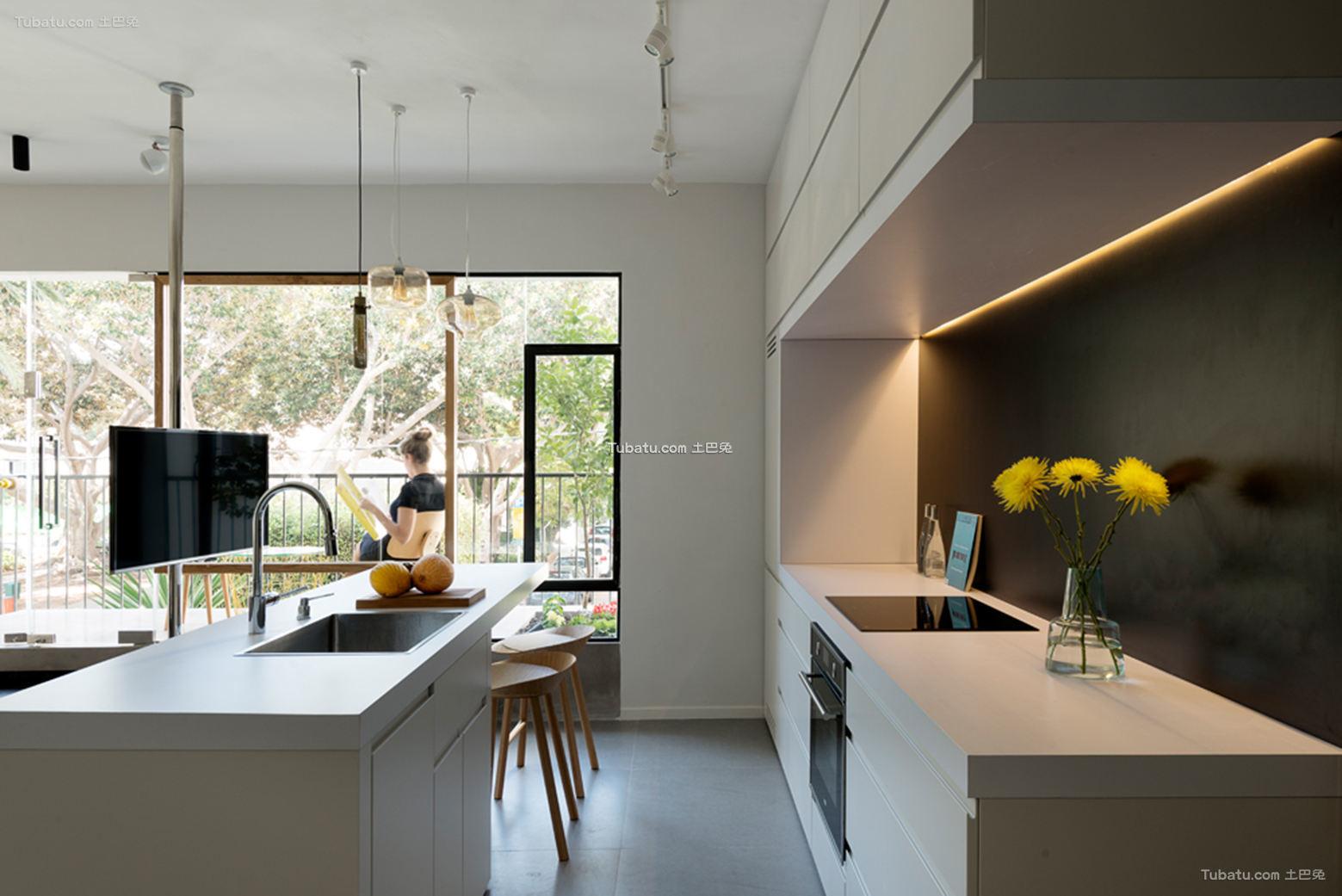 2015现代家庭设计厨房效果图欣赏大全