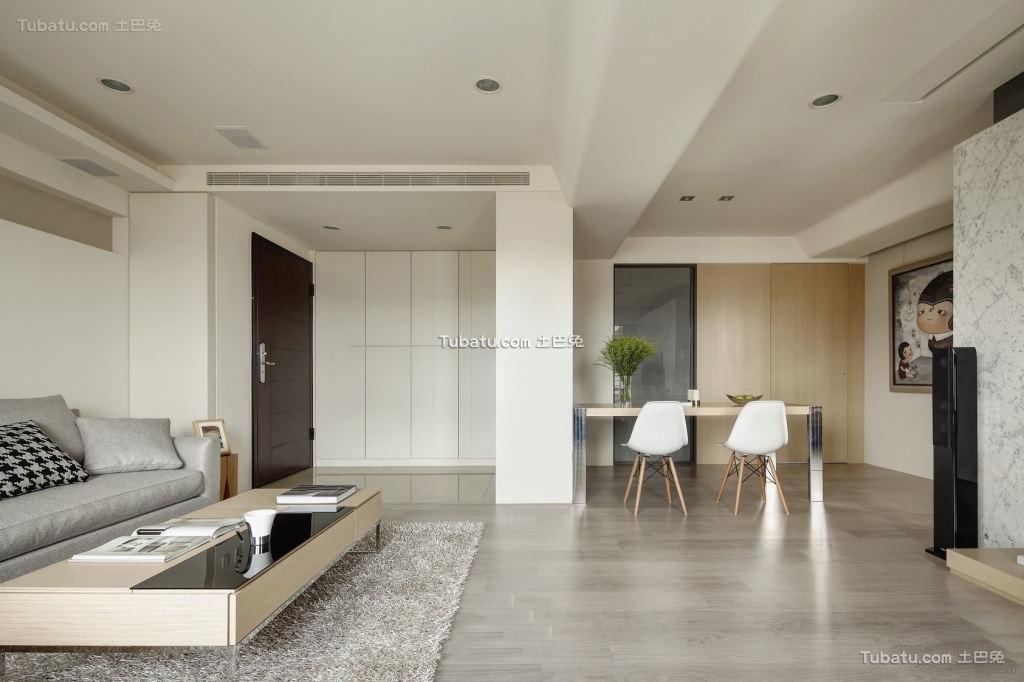 现代设计装修室内客厅图片欣赏