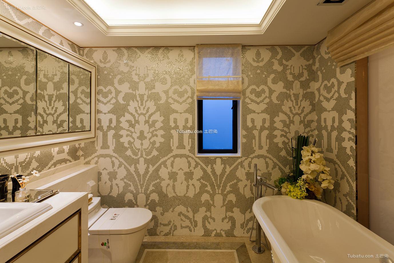 新古典风格3平米卫生间图片大全