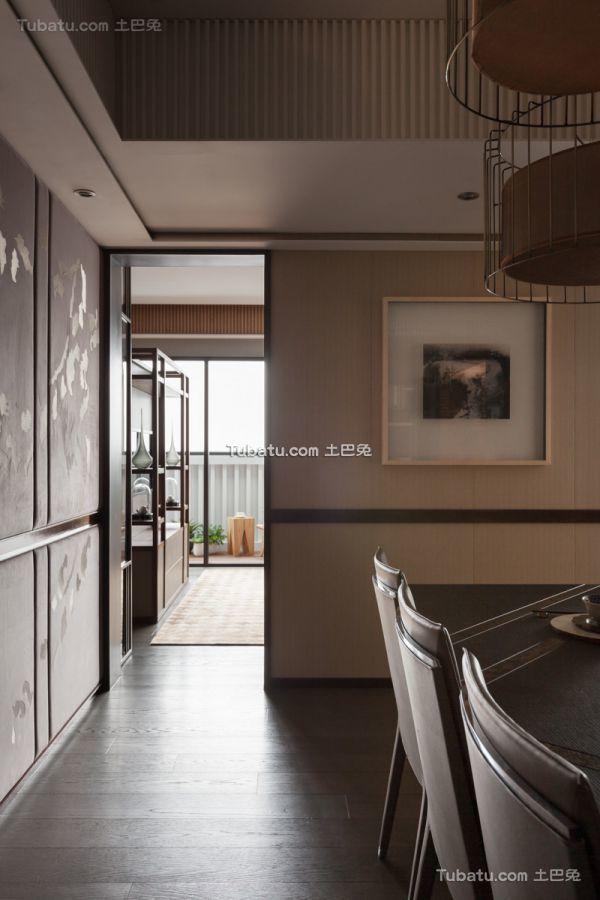 现代风格一居室装修样板间图片大全