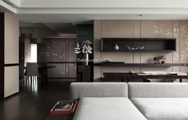 现代风格一居室设计效果图大全欣赏