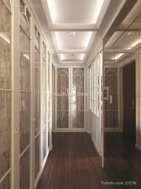 英伦欧式别墅室内设计效果图片