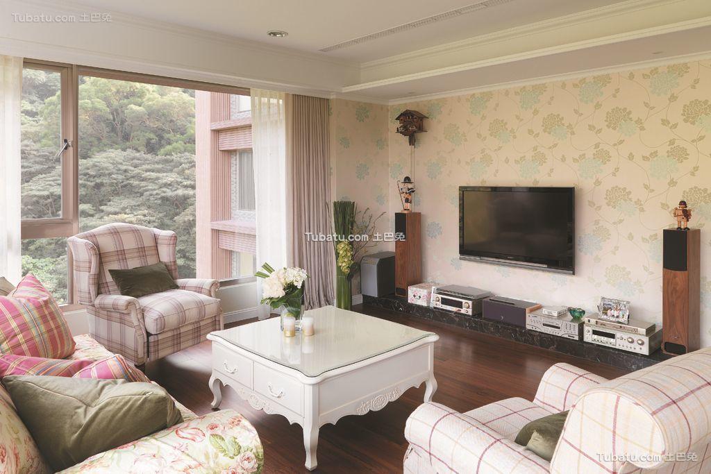 时尚英伦欧式别墅室内设计效果图片