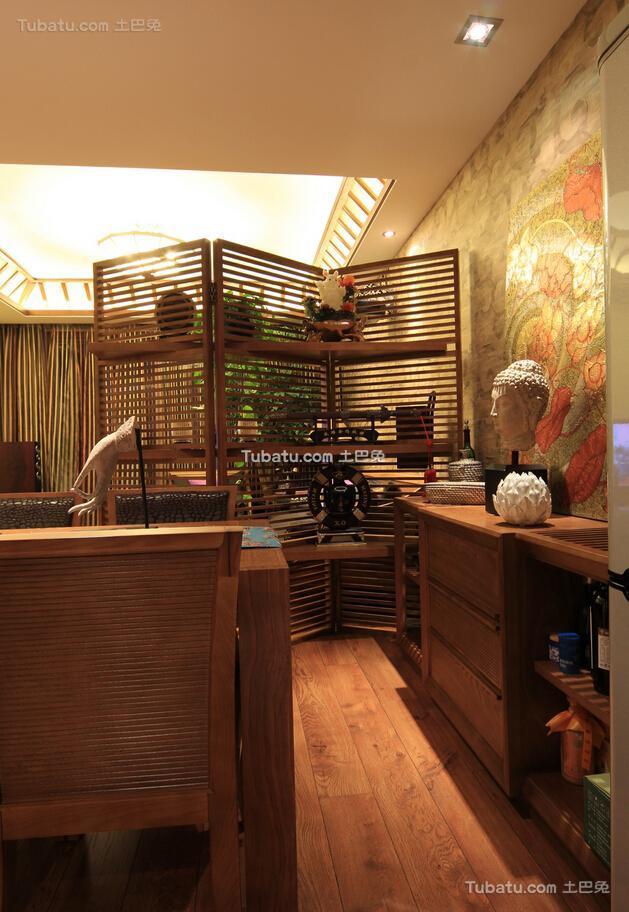 东南亚风格创意家居装饰品设计效果图