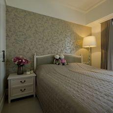 美式温馨卧室创意设计图大全
