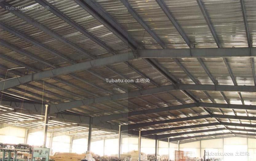 钢结构厂房图片欣赏