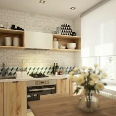 现代装修厨房效果图2015大全欣赏