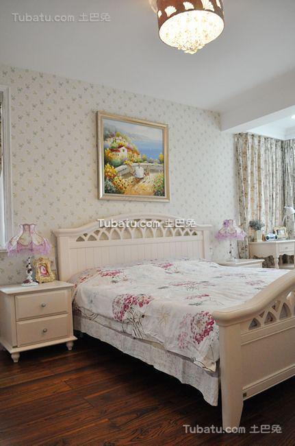 欧式家装卧室