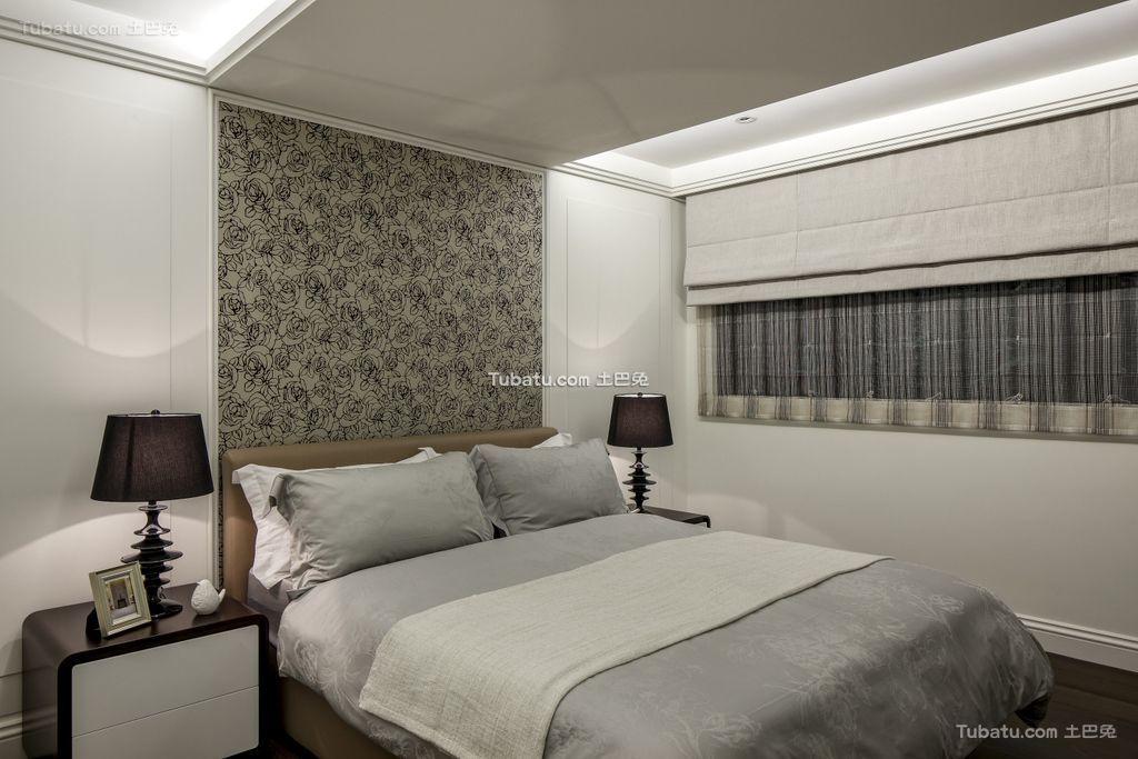 简单的卧室装修图