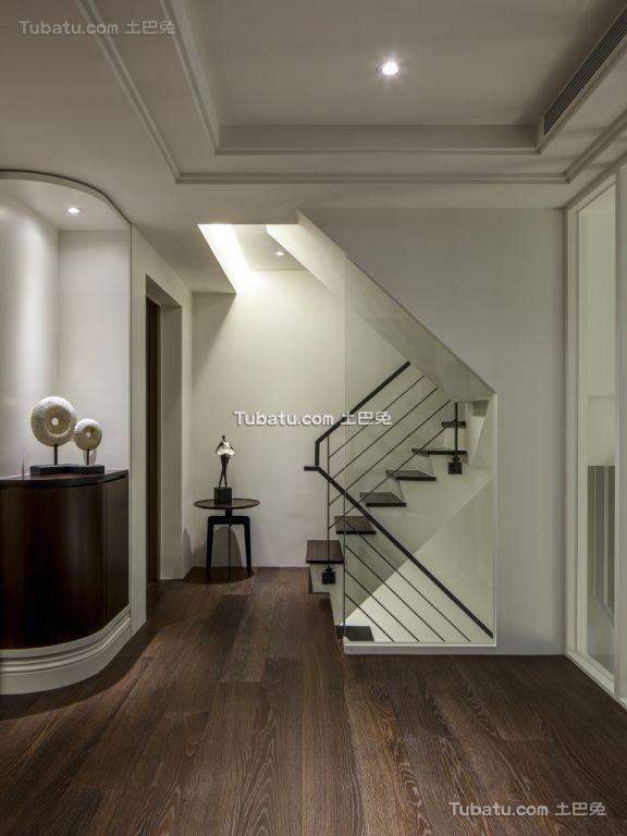 室内楼梯间简单装修