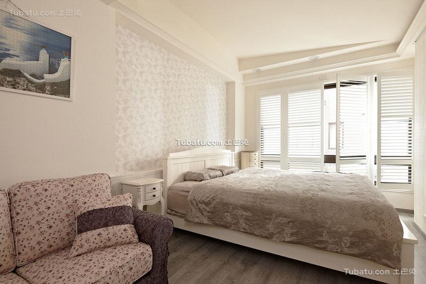 装修设计室内主卧室图片