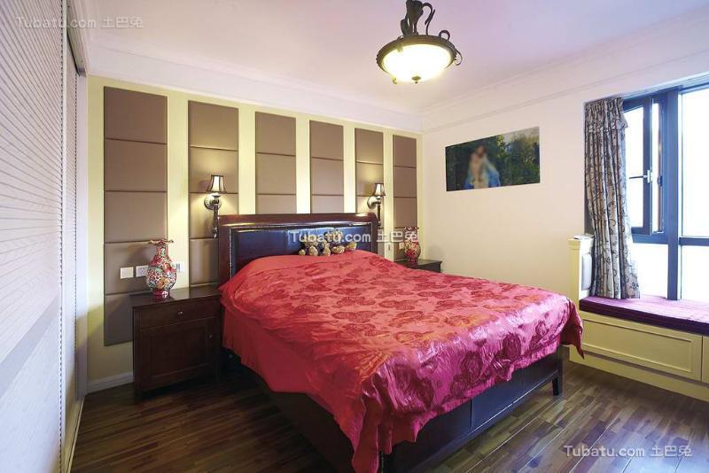 地中海浪漫卧室设计