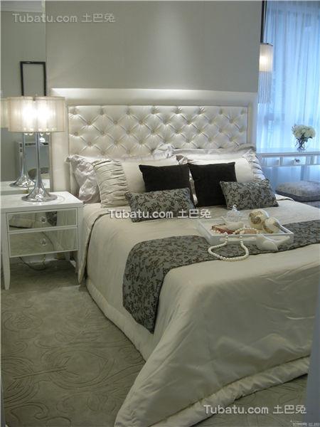 现代家居卧室装修