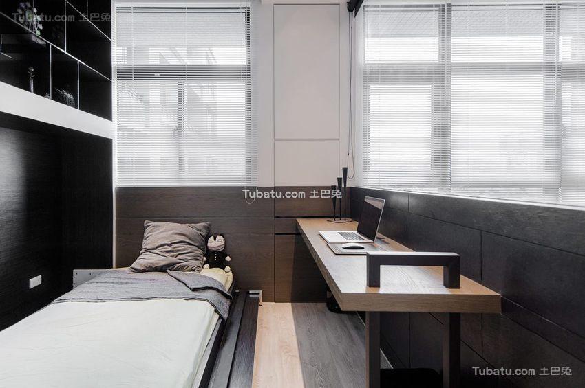 现代家居卧室装修案例