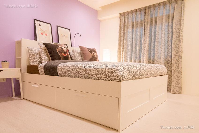 室内设计现代简约风格卧室