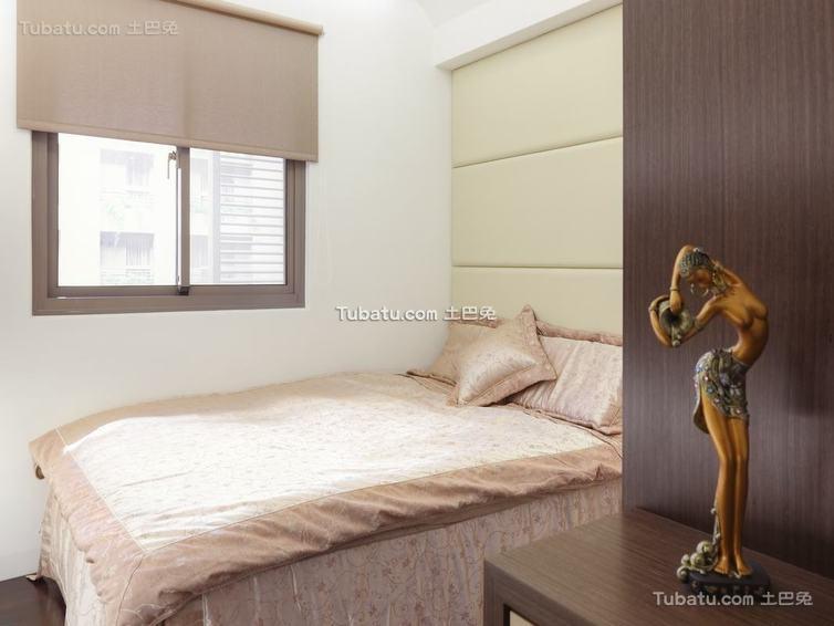 现代风卧室装修案例