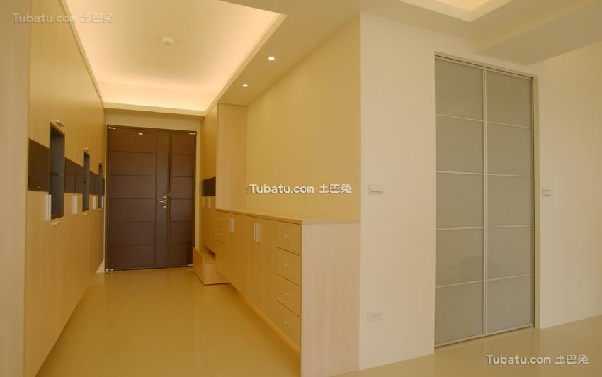 现代家居设计玄关装修