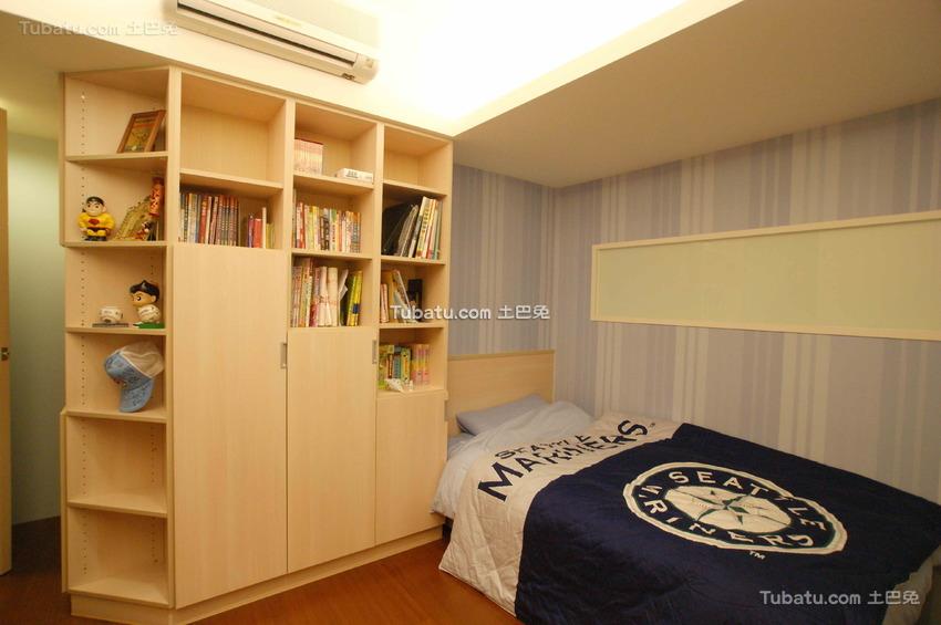 现代家居设计儿童房装修