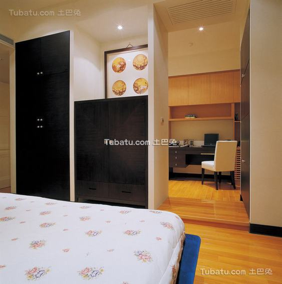 日式卧室隔断设计
