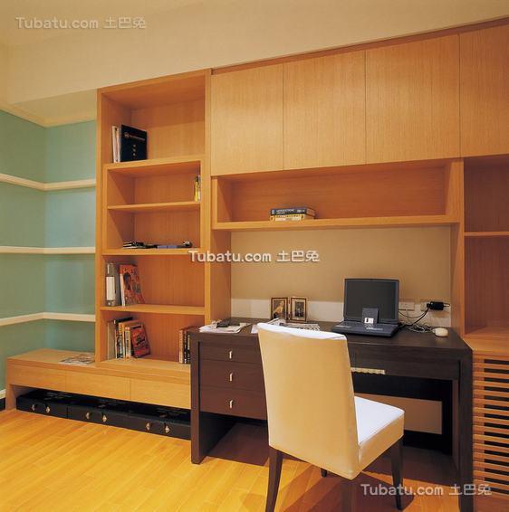 日式书柜创意设计