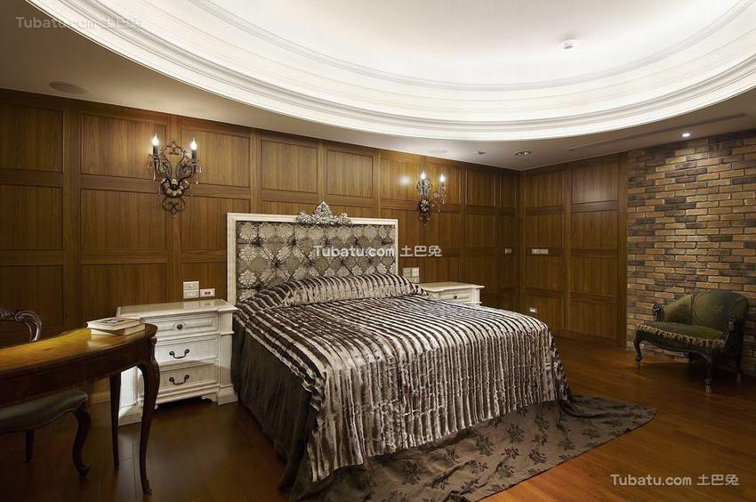 东南亚风格卧室装修大全