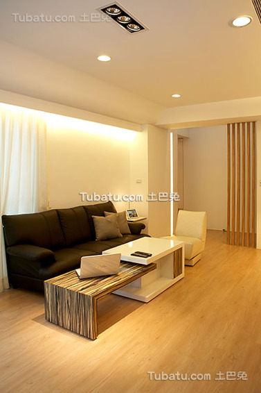小户型客厅装修方案