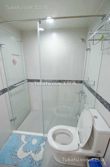 家庭设计小卫生间