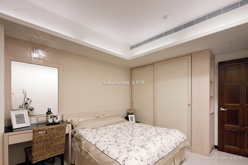混搭风格大宅卧室装修