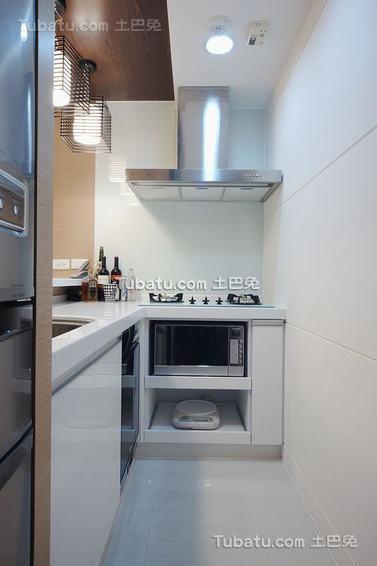 现代家居厨房展示