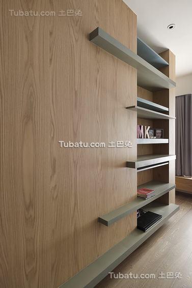 日式简易置物架设计