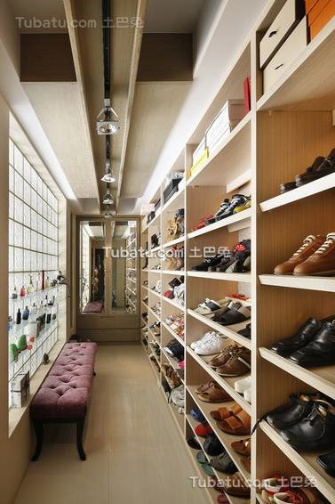 最新现代风格鞋柜室内设计图片