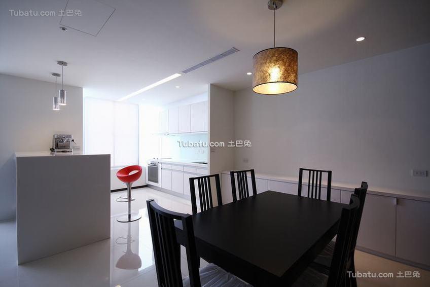 现代餐厅家居装修案例展示