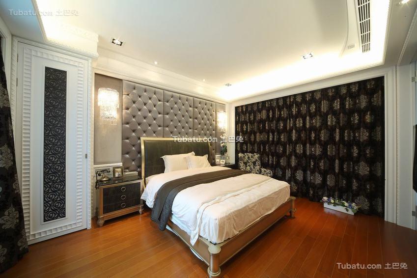 新古典风格卧室装修图