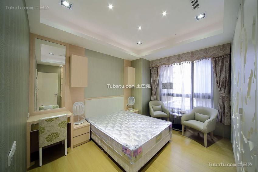 卧室设计日式