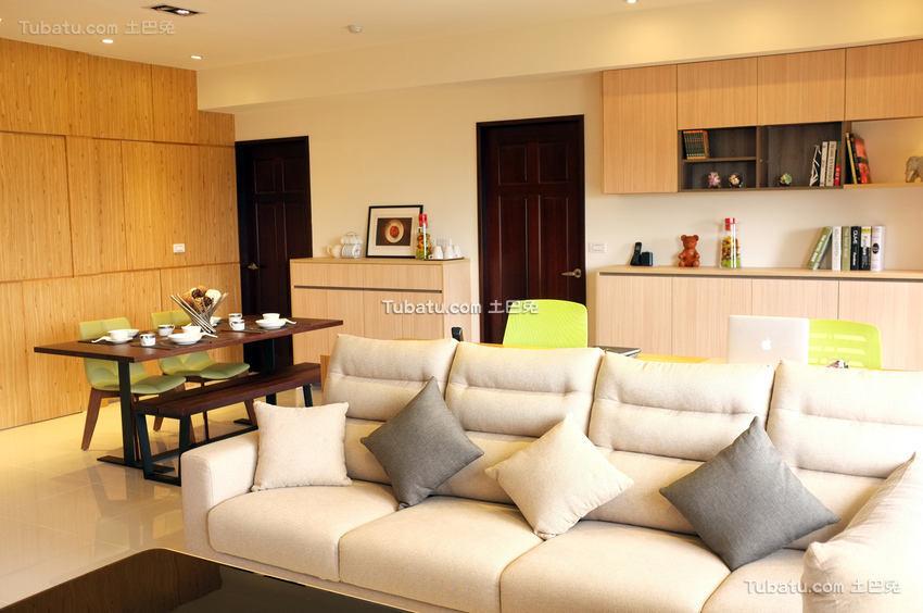 现代简约一居室设计