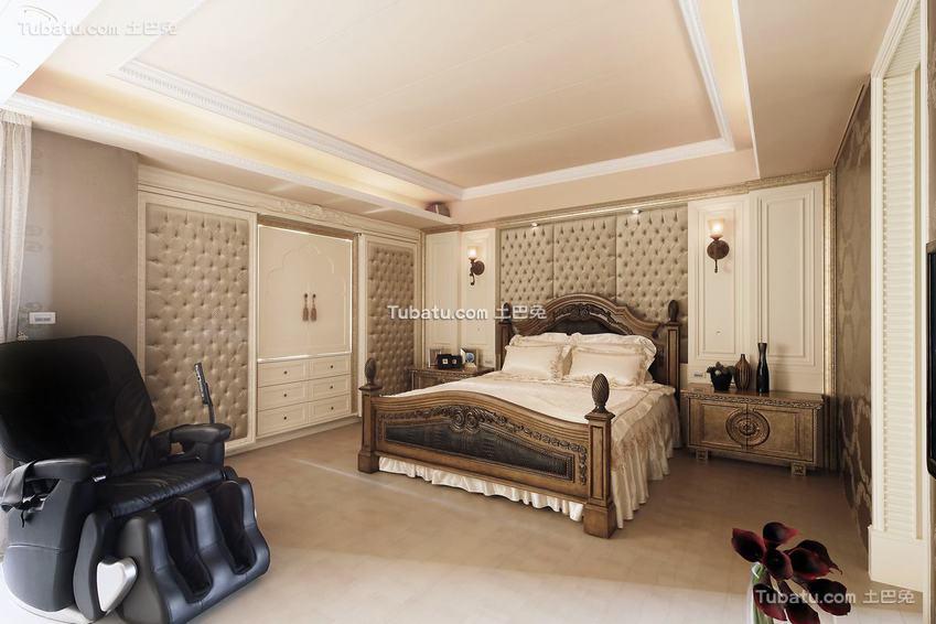 新古典风格卧室展示