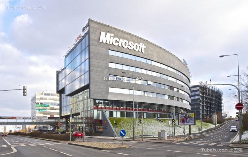微软写字楼图片