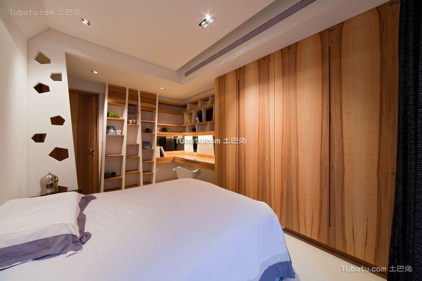 美式创意卧室设计