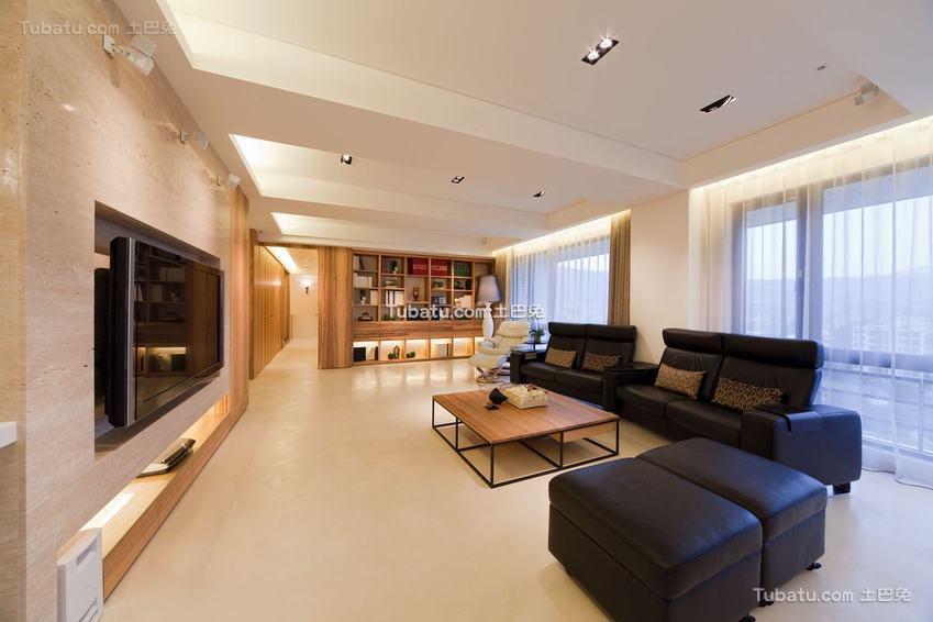 四居室美式装修