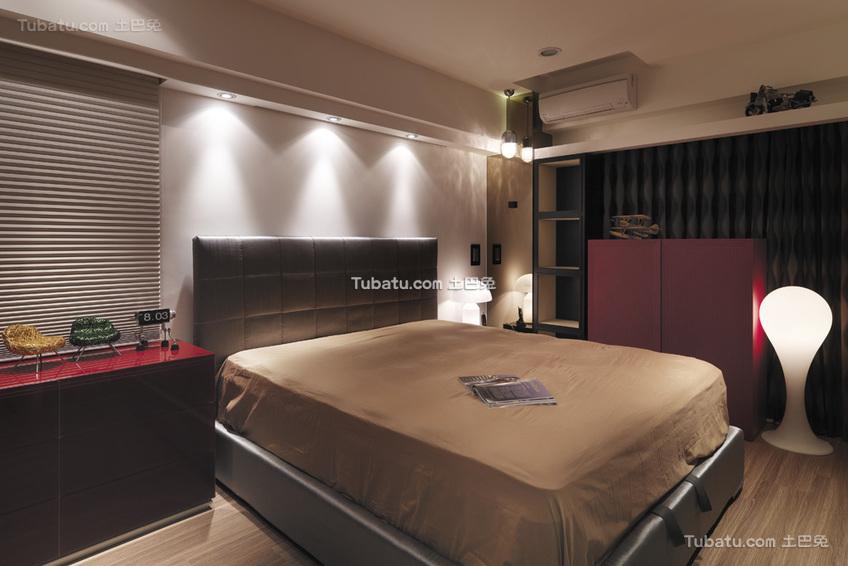 现代卧室格调
