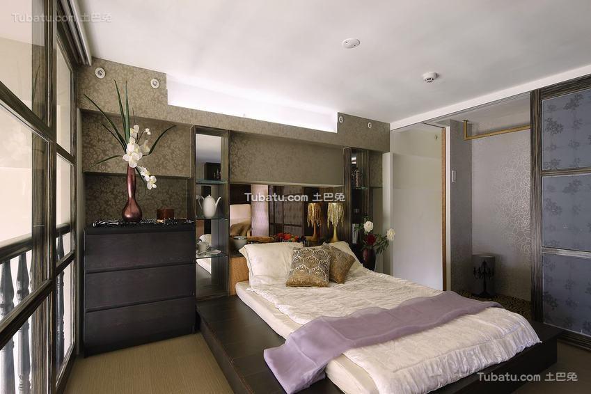 现代卧室风格