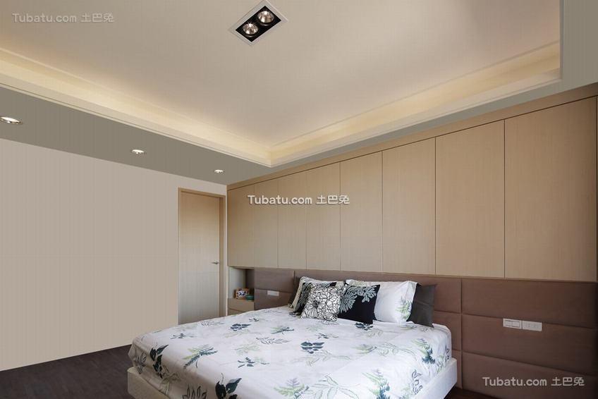 中式简约卧室设计