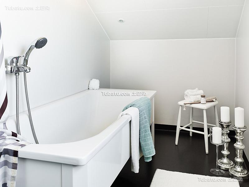 北欧风格浴室