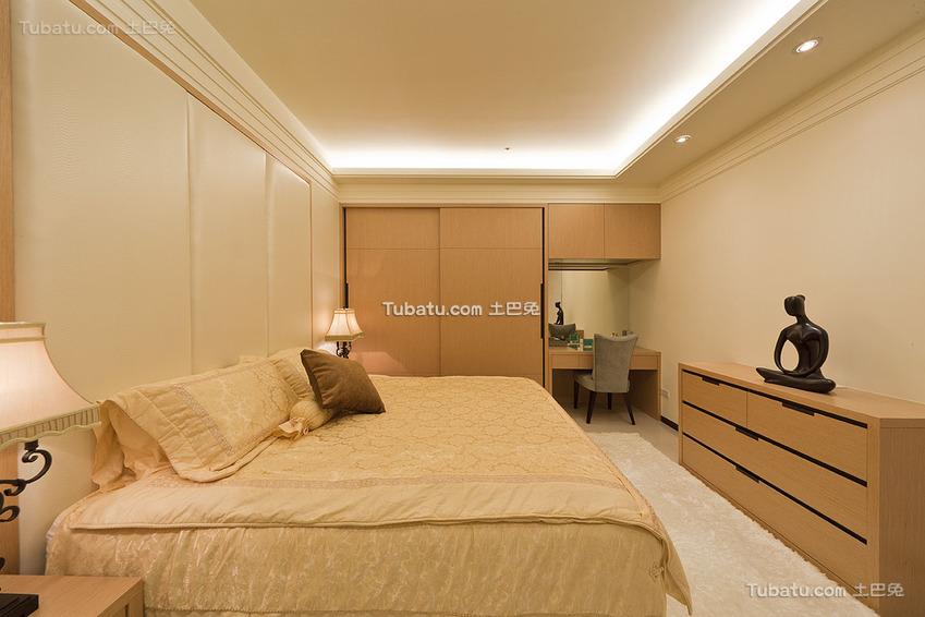 现代美居卧室装饰装修