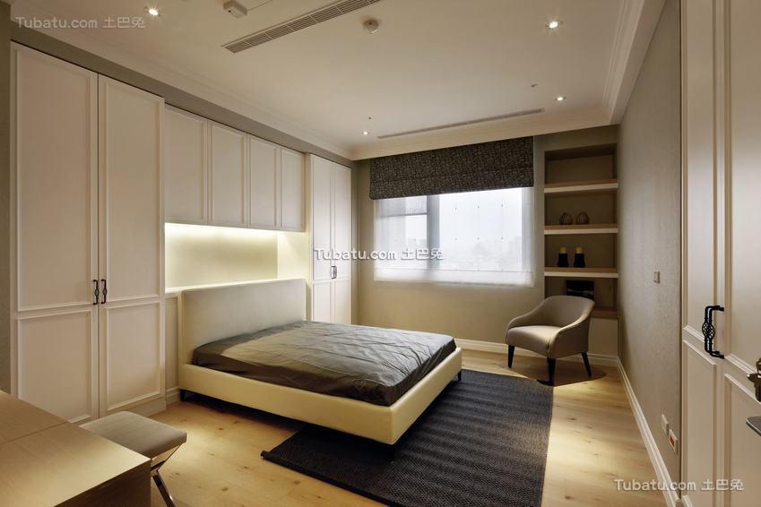 现代卧室创意设计