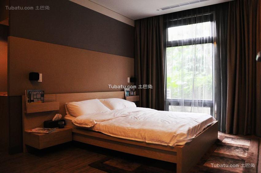美式卧室装修效果